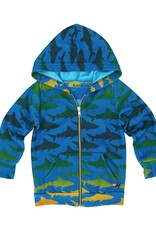 Aviator Nation Aviator Nation Kid's Shark Zip Hoodie