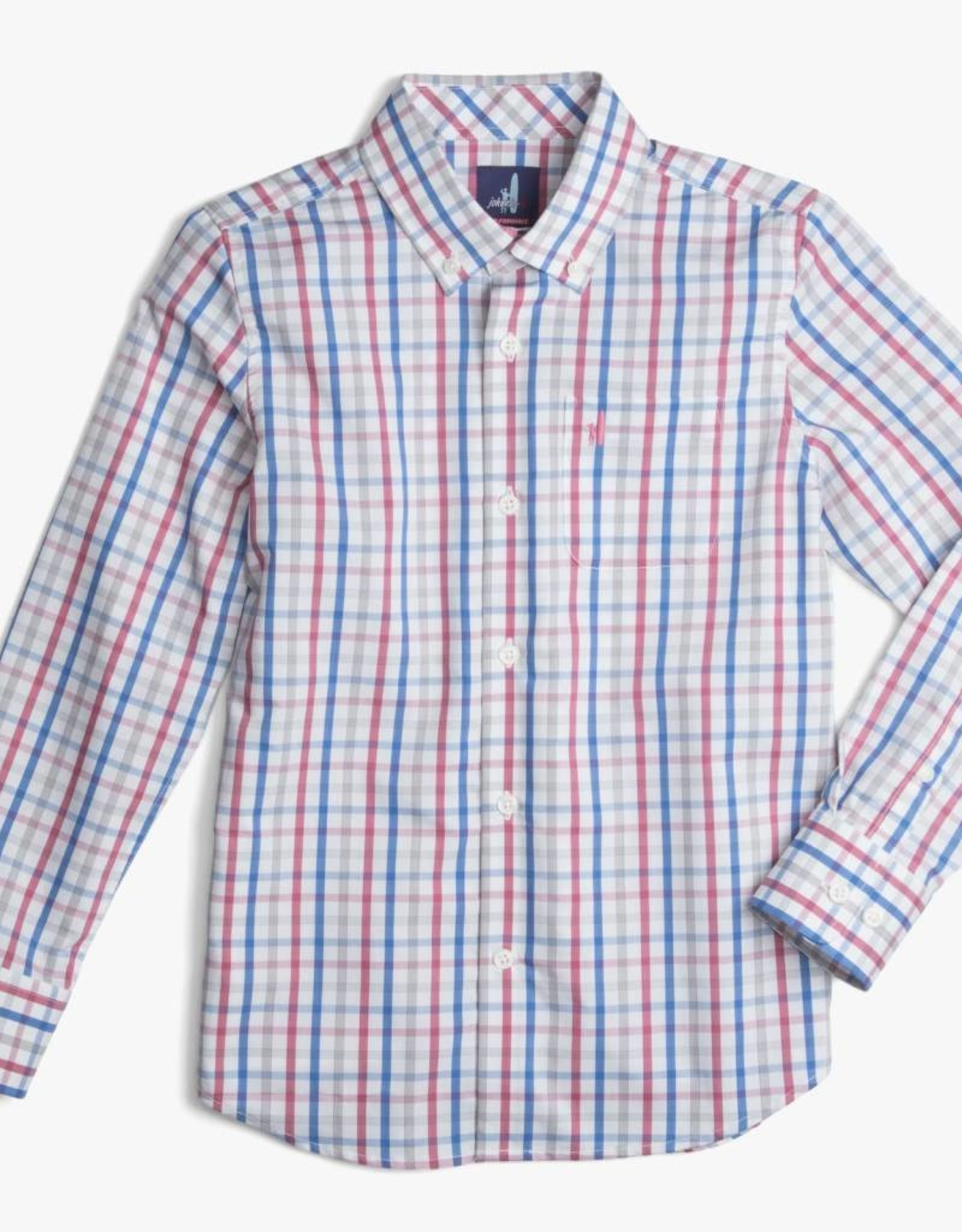 Johnnie-O Johnnie-O Gaffton Jr. Prep Button-Down Shirt