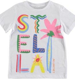 Stella McCartney Stella McCartney Girl's Short Sleeve Tee