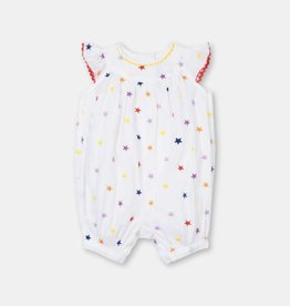 Stella McCartney Stella McCartney Baby Girl Multic Embro Stars All in One