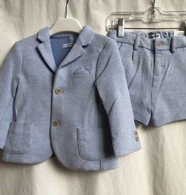 Mayoral Mayoral Baby Boy Knit Blazer 1450