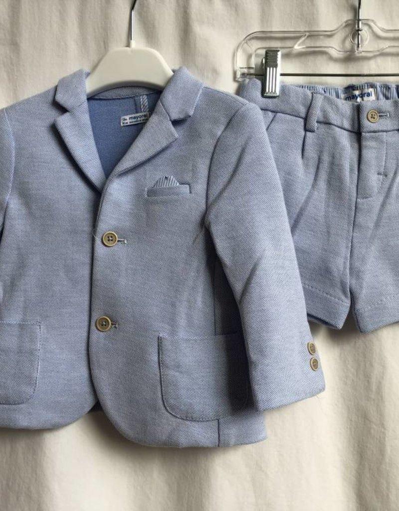 Mayoral Mayoral Baby Boy Knit Shorts 1274