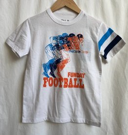 Chaser Chaser Boy's Sunday Football Tee