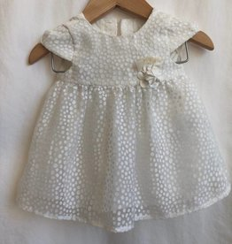 Mayoral Mayoral Baby Girl Devore Dress 1820