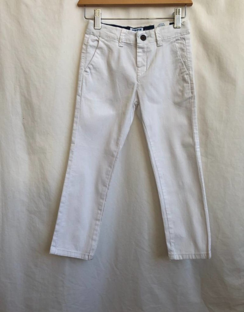 Mayoral Mayoral Boy's Twill Chino Trousers 512