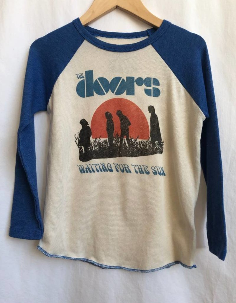 Rowdy Sprout Rowdy Sprout The Doors Raglan Tee
