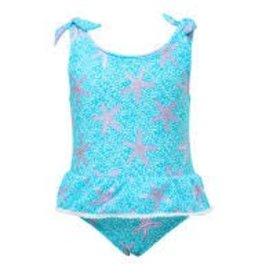 Snapperrock Snapper Rock Ocean Star Skirt Swimsuit