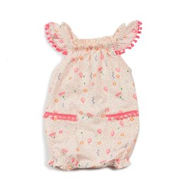Egg by Susan Lazar Egg Baby Girl's Kiera Romper *More Colors