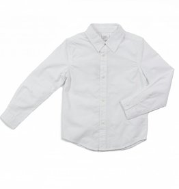 Egg by Susan Lazar Egg Boy's  Luke Oxford Button-up Shirt