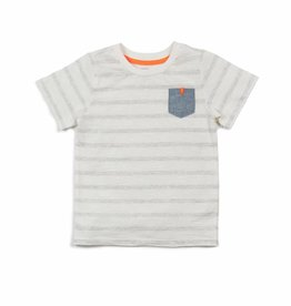 Egg by Susan Lazar Egg Boy's Shane Pocket Tee