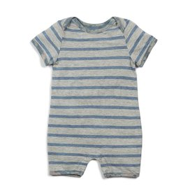 Egg by Susan Lazar Egg Baby Boy's James Romper