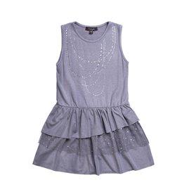 Imoga Imoga Louise Dress-Charcoal