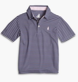 Johnnie-O Johnnie-O Linus Prep-Formance Stripe Polo