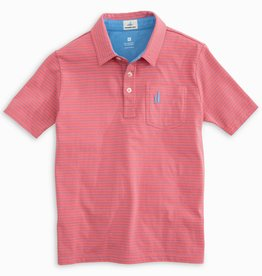 Johnnie-O Johnnie-O Boy's Cliffs Striped Polo