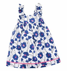 Busy Bees Busy Bees Sawyer Ruffle Wing Dress *MORE COLORS*