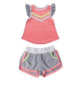 Miki Miette Miki Miette Top and Shorts Set *MORE COLORS*