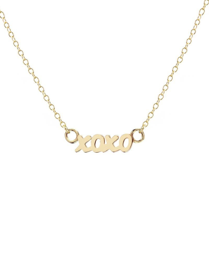 Kris Nations Kris Nations 18K Gold Vermeil Necklace