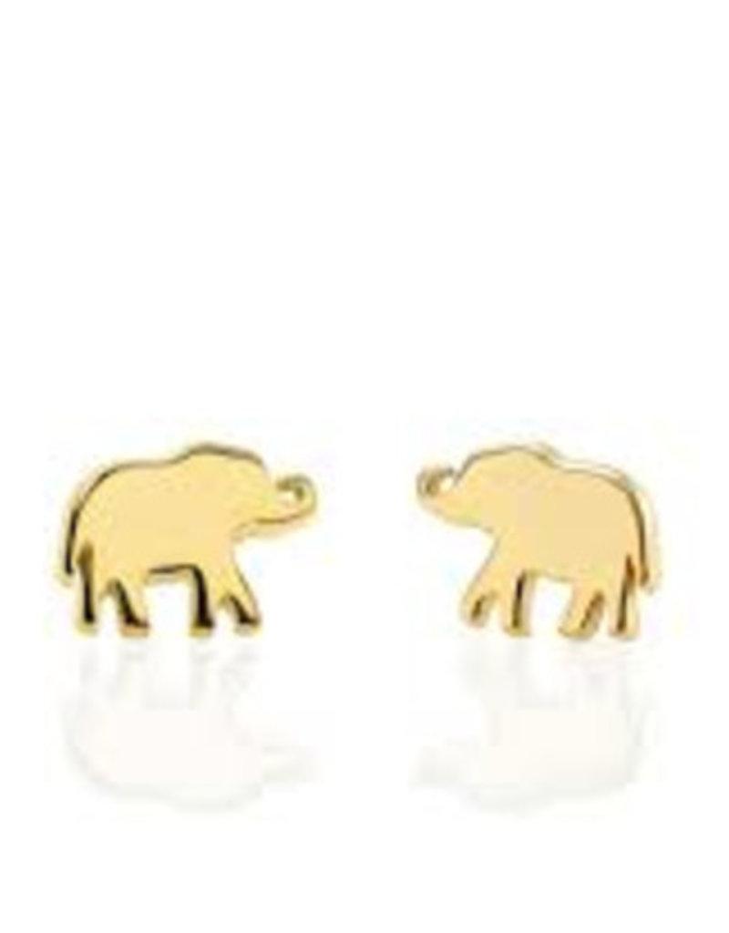 Kris Nations Kris Nations 18K Gold Vermeil Earrings