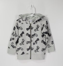 Bit'z Kids Bitz Kids Printed Zip Up Hoodie