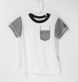 Bit'z Kids Bitz Kids Boy Solid Pocket Tee