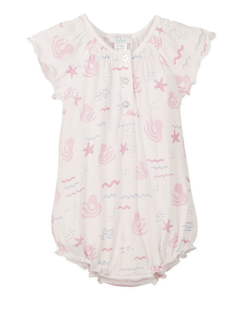 Feather Baby Feather Baby Angel Sleeve Bubble