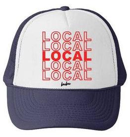 Bubu Bubu Trucker Hat: Local