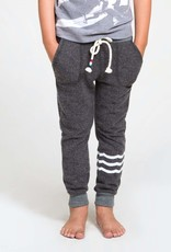 Sol Angeles Sol Angeles Waves French Terry Pant V Black