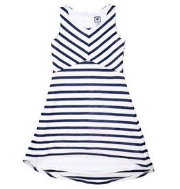 Busy Bees Busy Bees Natalie Double Stripe Dress