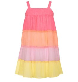 Sunuva Sunuva Girls Tiered Dress