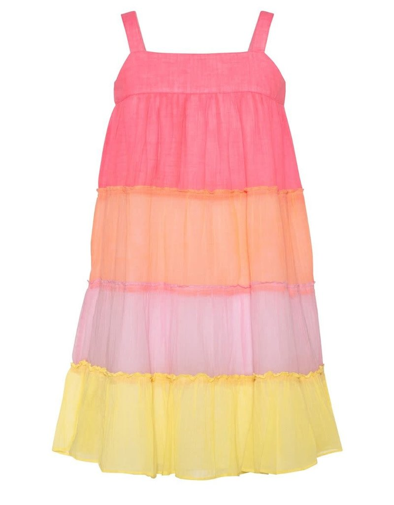 Sunuva Sunuva Girls Tiered Dress