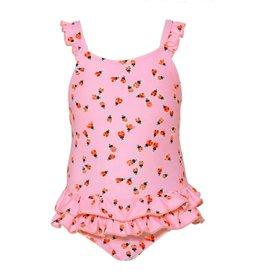 Sunuva Sunuva Baby Girls Frill Swimsuit