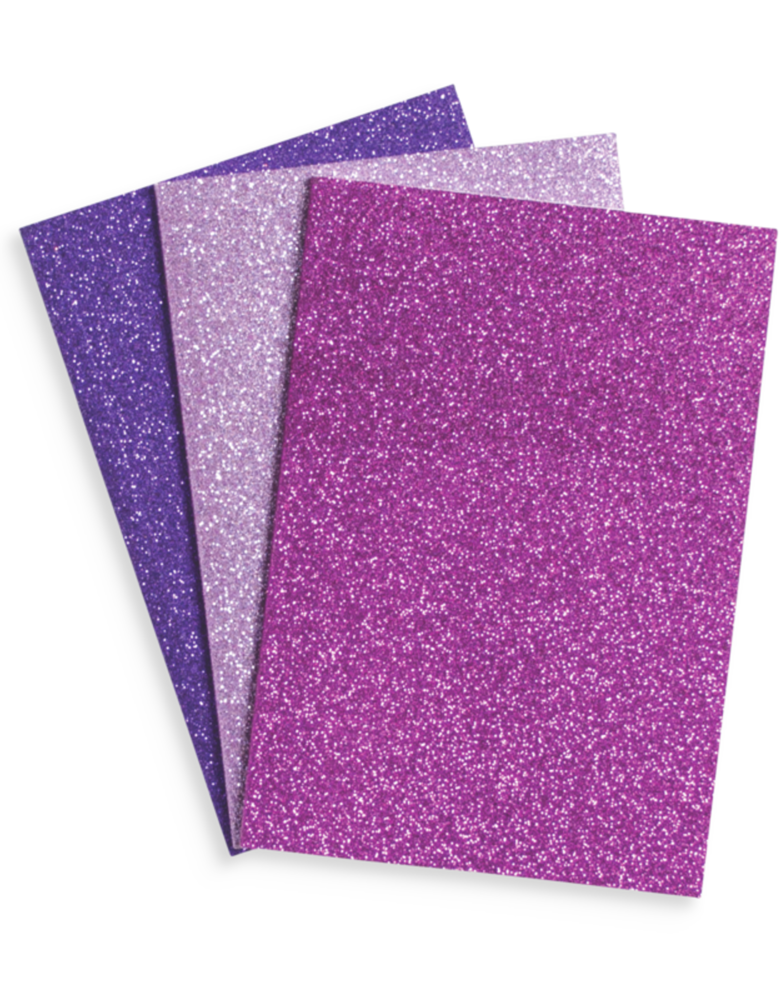Ooly (Int Arrivals) Ooly Glamtastic Notebooks - Set of 3