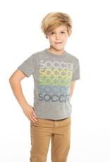 Chaser Chaser Boys Soccer Tee