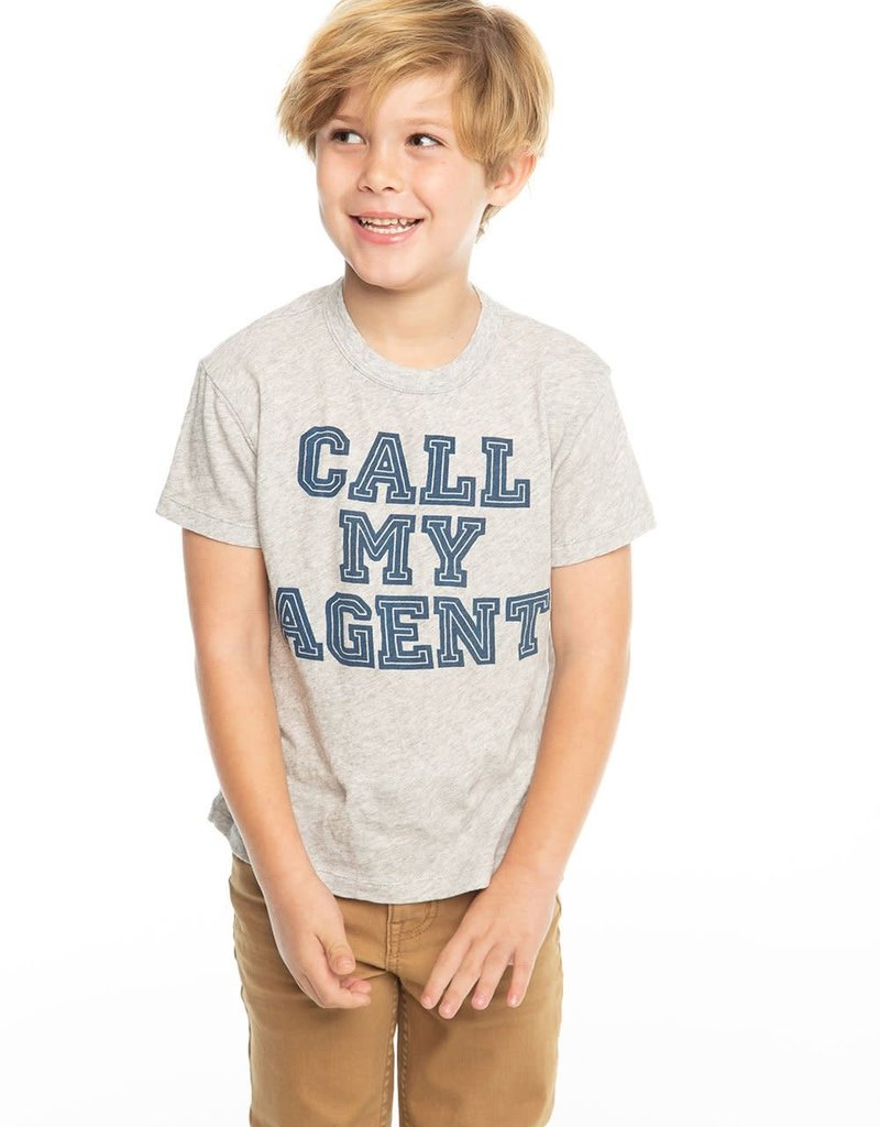 Chaser Chaser Boys Call My Agent Tee