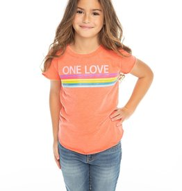 Chaser Chaser Girls One Love Tee