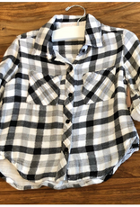 Bella Dahl Bella Dahl Double Pocket Roll Sleeve Shirt