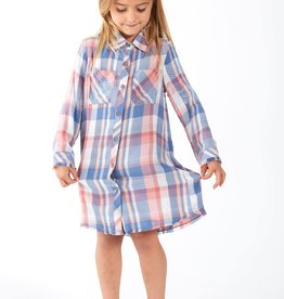 Bella Dahl Bella Dahl Hipster Dress w/ Fray