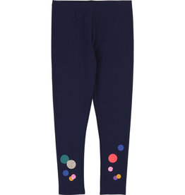 Billieblush Billieblush Legging w Illustration on Bottom