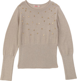 Billieblush Billieblush Sweater with Sequin Details