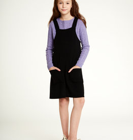 Autumn Cashmere Autumn Cashmere Pinafore Dress