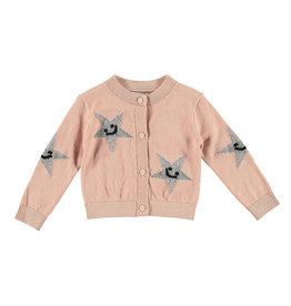 Stella McCartney Stella McCartney Baby Girl Star Cardigan