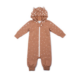 Egg by Susan Lazar Egg Deer Onesie