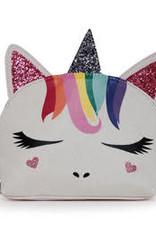 OMG Accessories OMG Unicorn Critter Cosmetic Bag