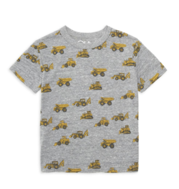 Chaser Chaser Boys Construction Print Tee