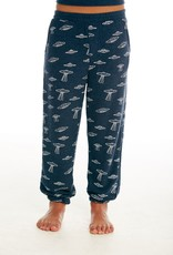 Chaser Chaser Boys Cozy Space Print Joggers
