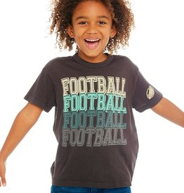 Chaser Chaser Boys Football Tee