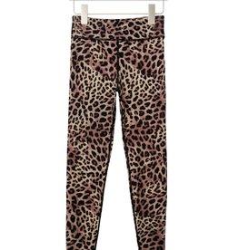 Spiritual Gangster Spiritual Gangster Leopard Active Leggings
