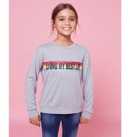 me.n.u Me.n.u Best Life Sweatshirt