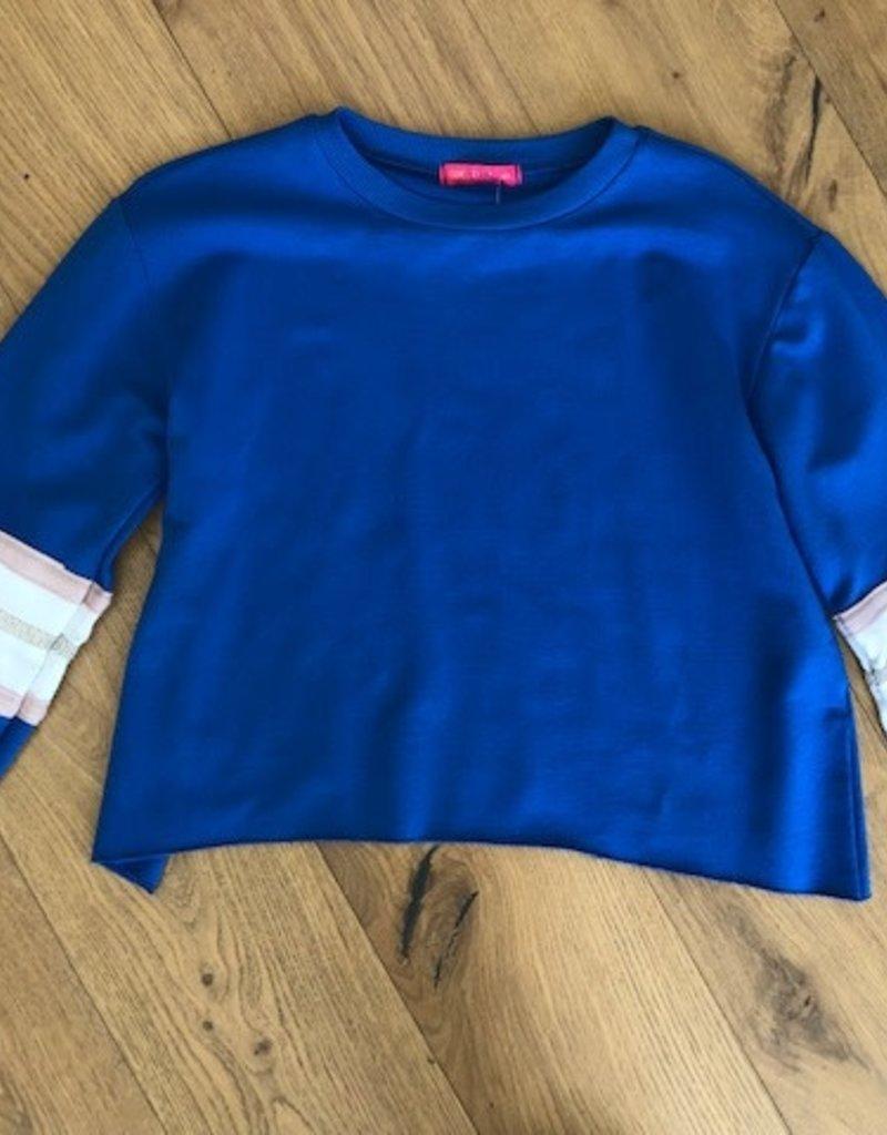 me.n.u Me.n.u Colorblock Sweatshirt