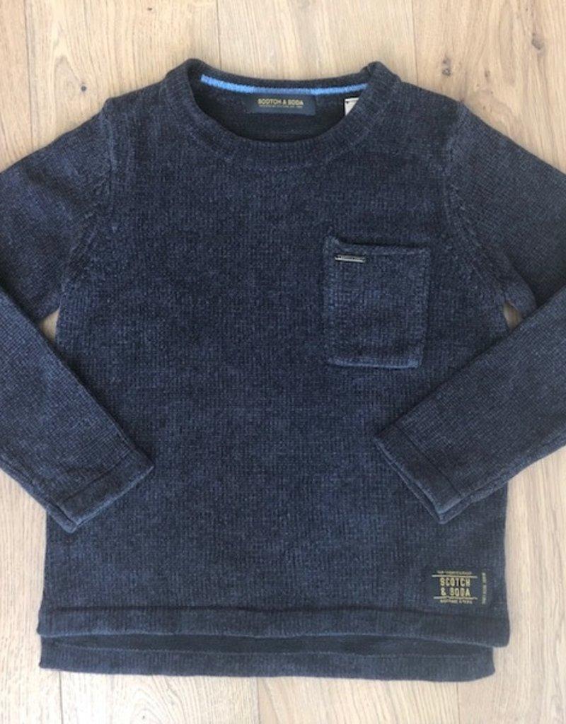 Scotch Shrunk Scotch Shrunk Boys Rocker Sweater